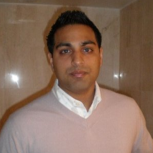 Photo of Aleem Kanji
